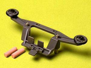15113 - Rear Brake & Roller Set