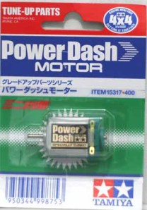 15317 - Power Dash Motor
