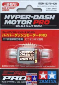15375 - Hyper-Dash Motor Pro (Double Shaft Motor)