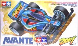 18031 - Avante 2001 jr