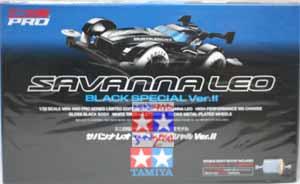 94728 - Savanna Leo Black Special Ver II
