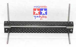 Bemper Sloop Carbon Batik + Tiang Tanam