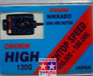 Dinamo Chukin Nikkado - High