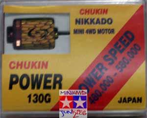 Dinamo Chukin Nikkado - Power