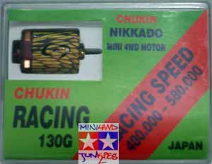 Dinamo Chukin Nikkado - Racing