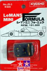 Dinamo Kyosho Lemans Mini Formula