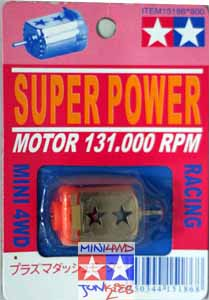 Dinamo Super Power RPM 131.000