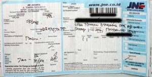 JNE 2011-12-31 Dadap Tangerang