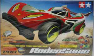 Rodeo Sonic