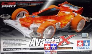 94776 - Avante X Clear Orange Special