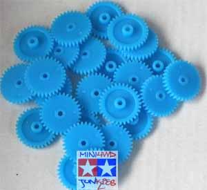 Gear 32 Biru