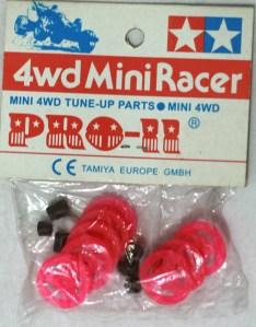 Roller Plastik Pink
