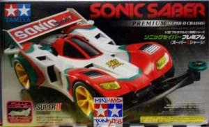 #19432 - Sonic Saber Premium (Super-II Chassis)