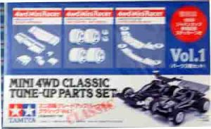 #94597 - Mini 4WD Classi Tune-Up Parts Set Vol 1