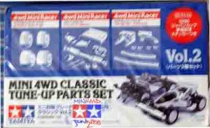 94598 - Mini 4WD Classic Tune-Up Part Set Vol 2