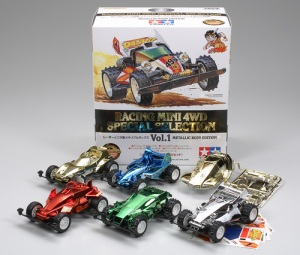94615 - Racing Mini 4WD Special Selection Vol.1 (Metallic Body Edition)