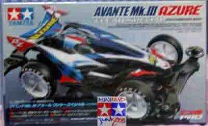 #94741 - Avante MK III Azure Clear Special