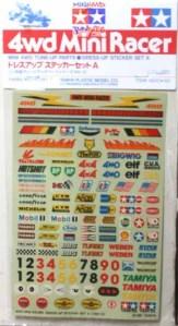 15012 - Dress-Up Sticker Set A