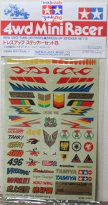 15019 - Dress-Up Sticker Set B