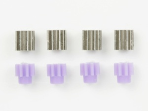 #15289 - 8T Metal & Plastic Pinion Gear Set (4pcs each)
