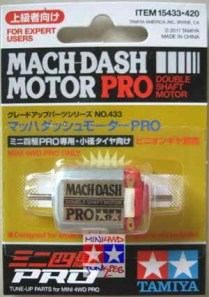 15433 - Mach Dash Motor Pro (Double Shaft Motor)