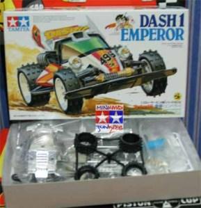 #18012 - Dash 1 Emperor (Metalix)