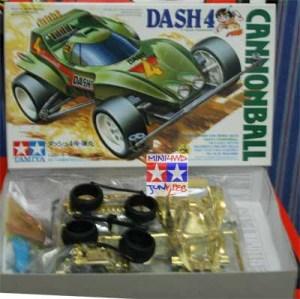 #18022 - Dash 4 Canonball (Metalix)