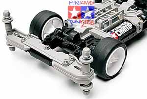 #15362 - Mini 4WD Pro Rear Double Roller Stay