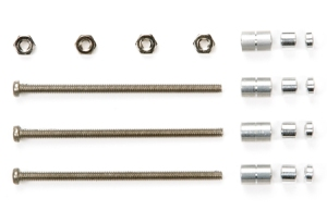 #15407 - Stainless Steel Screw Set D (40mm)