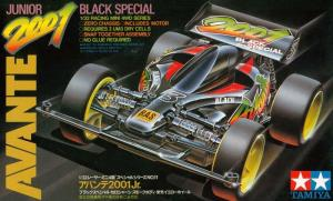 #18511 - Avante 2001 Junior Black Special