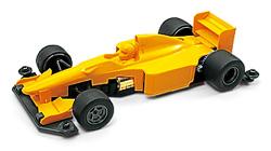 #94589 - Mini-F Yellow Finished Model