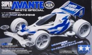 #94639 - Super Avante White Special