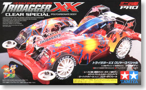 #94863 - Tridagger XX Clear Special