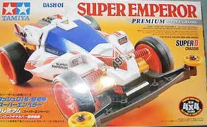 #18070 - Dash 01 Super Emperor Premium (Super II Chassis)