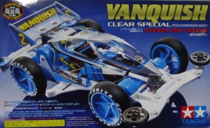 #94864 - Vanquish Clear Special (Polycarbonat Body)