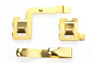 #15421 - Gold Plated Terminal Set (for Super-II Chassis)