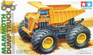 #17013 - Mammoth Dump Truck