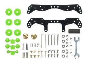 #15450 - Basic Tune Parts Set For AR Chassis