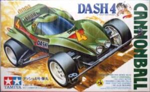 #18022 - Dash 4 Cannonball