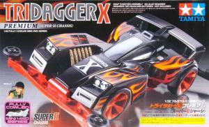 #19433 - Tridagger X Premium (Super-II Chassis)