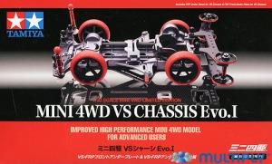 #94734 - JR Mini 4WD VS Chassis Evo