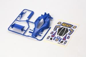 #94888 - Avante Jr Body Parts (wSmoke - Colored Canopy)