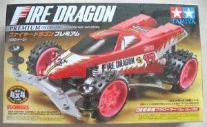 #18072 - Fire Dragon Premium