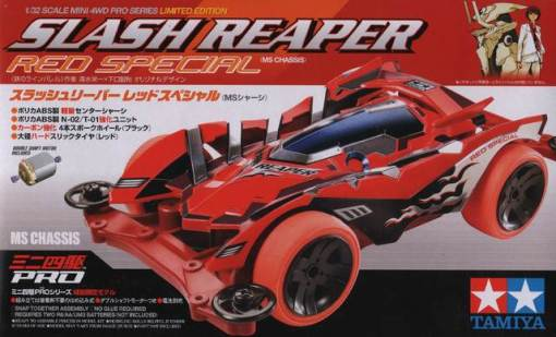 #94899 - Slash Reaper Red Special (MS Chassis)
