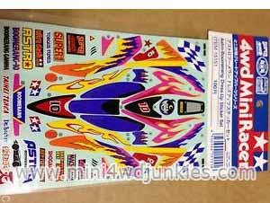 15151 - Astro Boomerang Dress Up Sticker Set