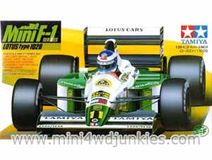 28001 - Mini F1 Lotus Type 2B