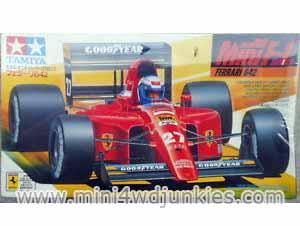 28002 - Mini F1 Ferarri 642