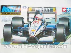 28003 - Mini F1 Braun Tyrrell Honda