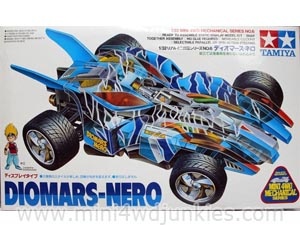 19306 - Diomars Nero