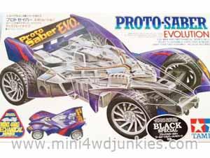 94363 - Proto Saber Evolution Black Special